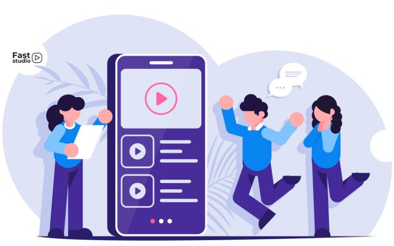 Советы по видеомаркетингу от команды Fast-Studio